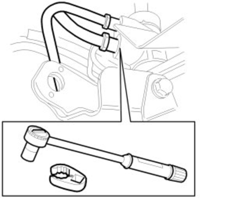 Power Steering: How to Replace the P/s Hose on a Volvo