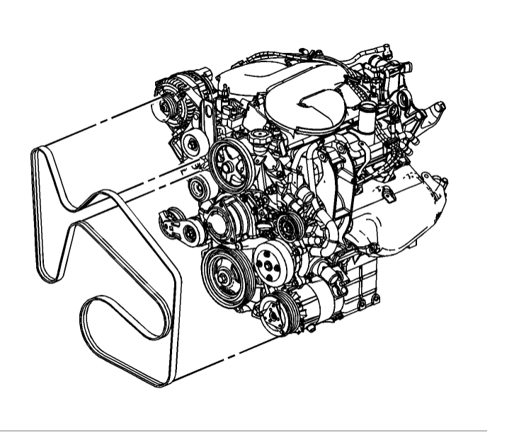 Serpentine Belt Diagram Please: I Have the SS Model with a