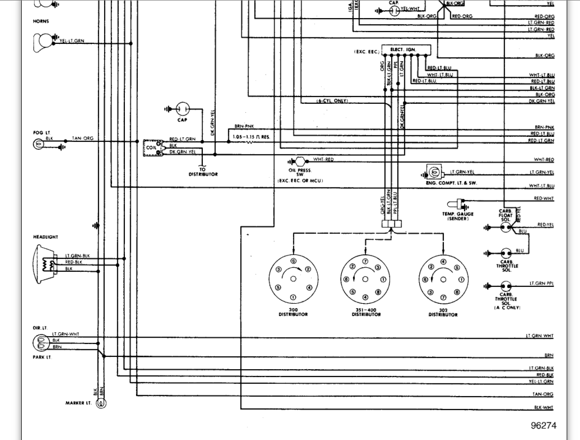 2001 ford f250 headlight switch wiring diagram kenwood car radio diagrams electrical problem after driving thumb