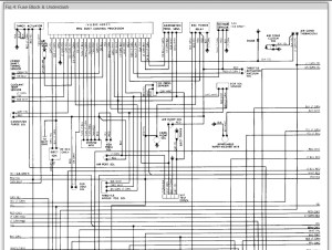Headlight Switch Wiring Diagrams: Electrical Problem After Driving