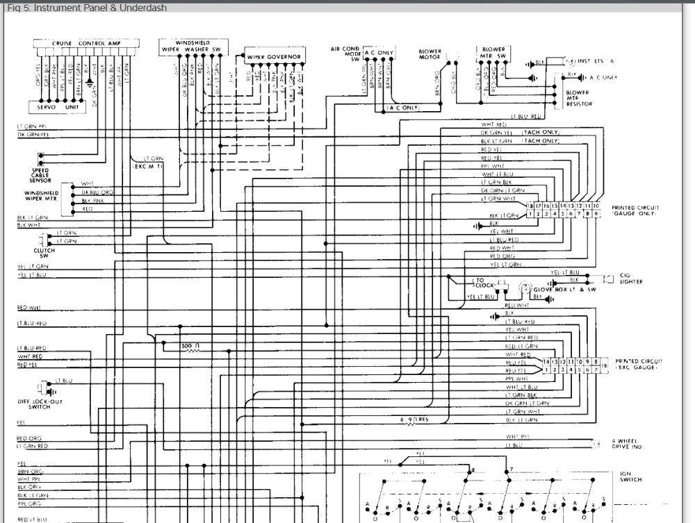 medium resolution of ford l9000 wiring schematic 83 chevy pickup air 1987 ford ltl 9000 ford l9000 fuel heater