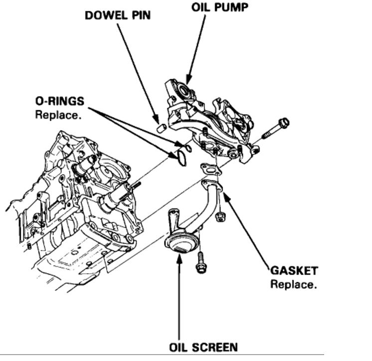 1990 Honda Accord Oil Leak: Just Pulled Off Sparkplug Wire