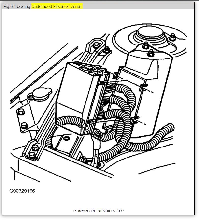 Interior Lights: Interior Problem 6 Cyl Front Wheel Drive