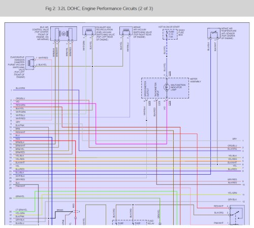 small resolution of engine is not starting i have a 1994 isuzu rodeo with the 3 2l v6 thumb rodeo 2001 engine diagram