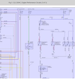 engine is not starting i have a 1994 isuzu rodeo with the 3 2l v6 thumb rodeo 2001 engine diagram  [ 971 x 856 Pixel ]
