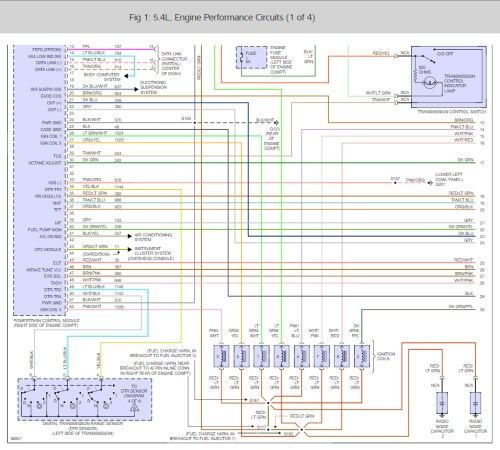 small resolution of blown pcm fuse i have a 1997 ford f 150 with 132 000 miles 4 2l 97 f150 pcm fuse wiring diagram ford