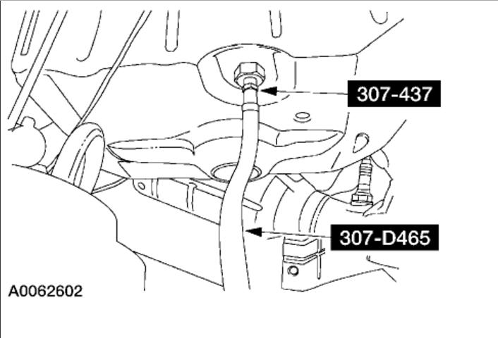 1995 Ford Explorer Overdrive: Transmission Problem 1995