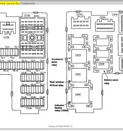 2004 ford explorer fuse diagram 31 wiring diagram images 2004 ford explorer 4 0 fuse diagram 2004 [ 1144 x 887 Pixel ]