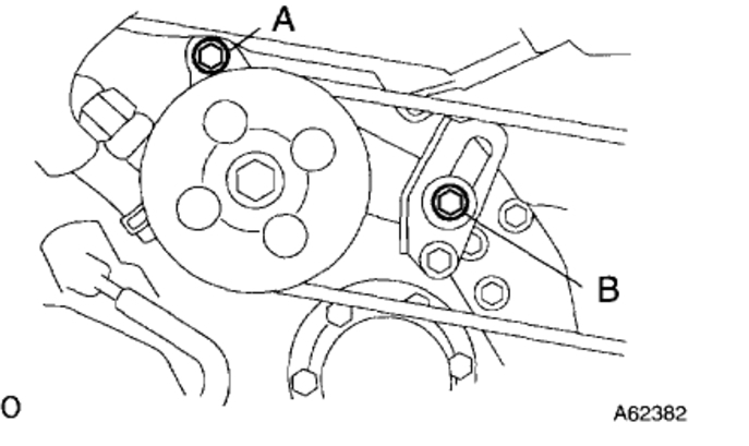Diagram 2002 Toyota Camry Serpentine Belt Diagram