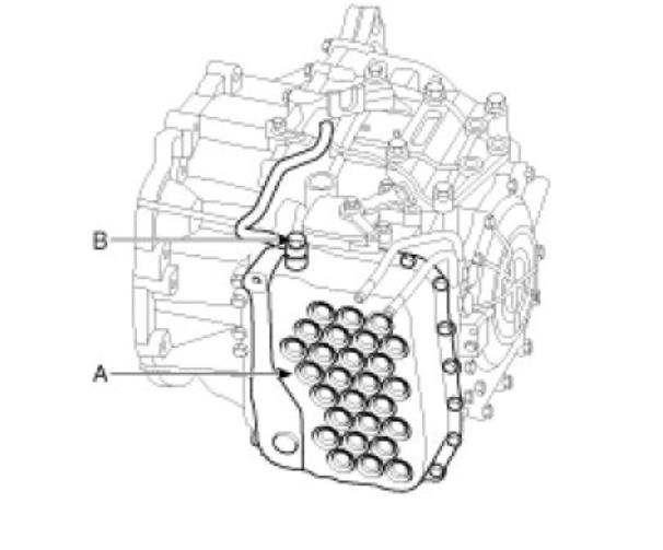 2012 Hyundai Sonata Transmission Fluid