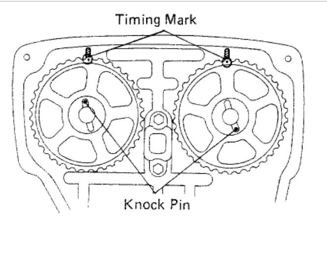 Service manual [Timing Belt Replacement 1998 Gmc Savana