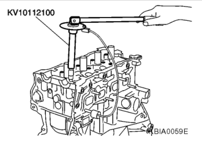 Head Bolts Torque Spec Please: What Is the Torque Spec for