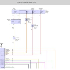Electric Antenna Wiring Diagram 2004 F150 Headlight Switch Stereo Diagrams V8 Engine I Need The Color Code For Thumb