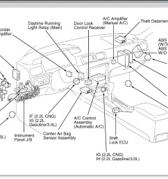 tail light wiring diagram 99 camry wiring diagram papertail light relay location electrical problem 4 cyl [ 1391 x 876 Pixel ]