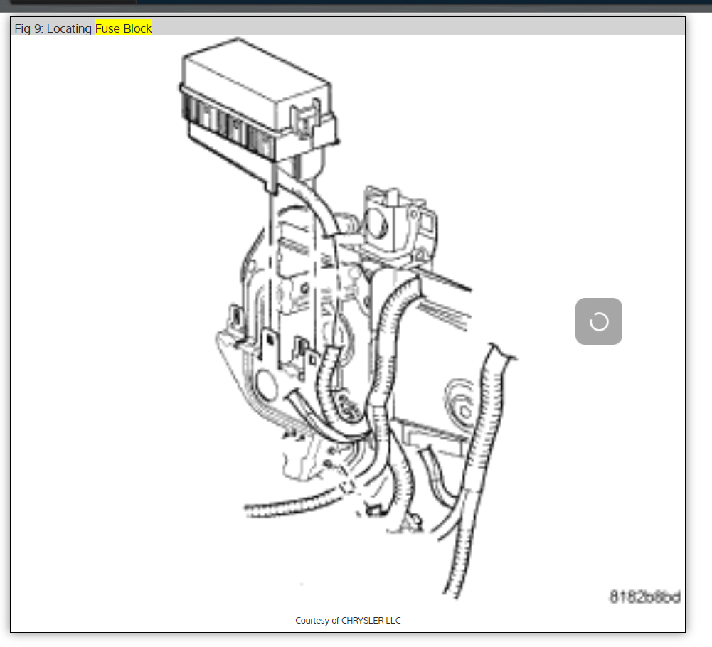 2007 Dodge Caliber Fuse Box Issues : 34 Wiring Diagram
