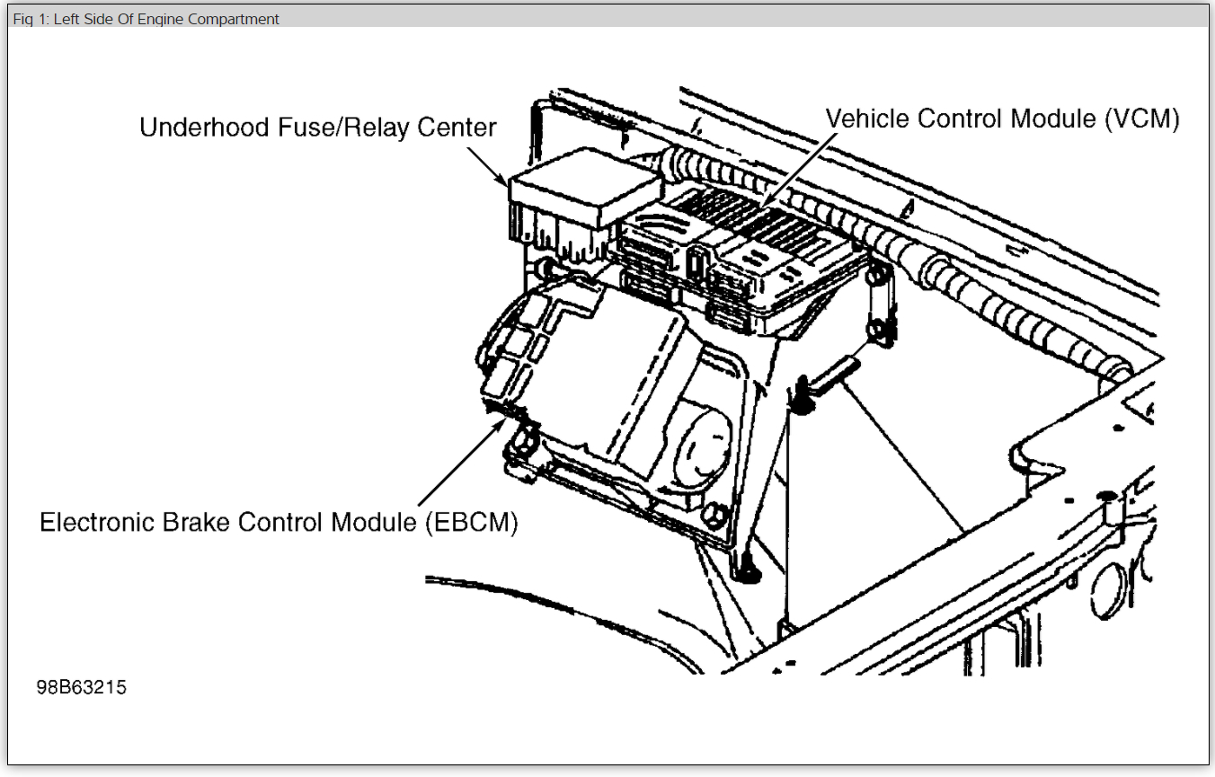 2001 4l60 Transmission Diagram