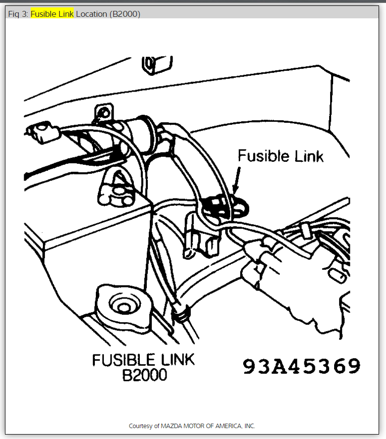 1984 Mazda B2000 Engine Diagram. Mazda. Auto Wiring Diagram