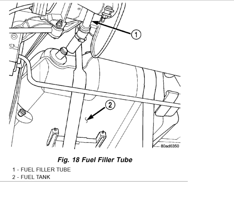 Locate and Replace Fuel Filter and Pump