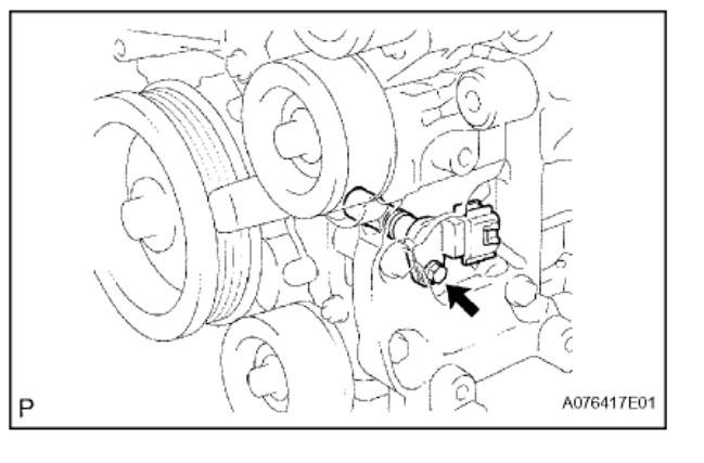 Crankshaft Position Sensor A: Where Is This the Cranks