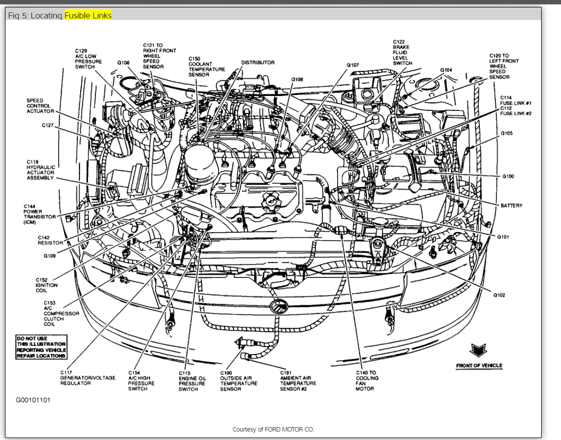 hight resolution of original 1996 mercury villager fuse box diagram wiring diagrams 1992 mercury grand marquis