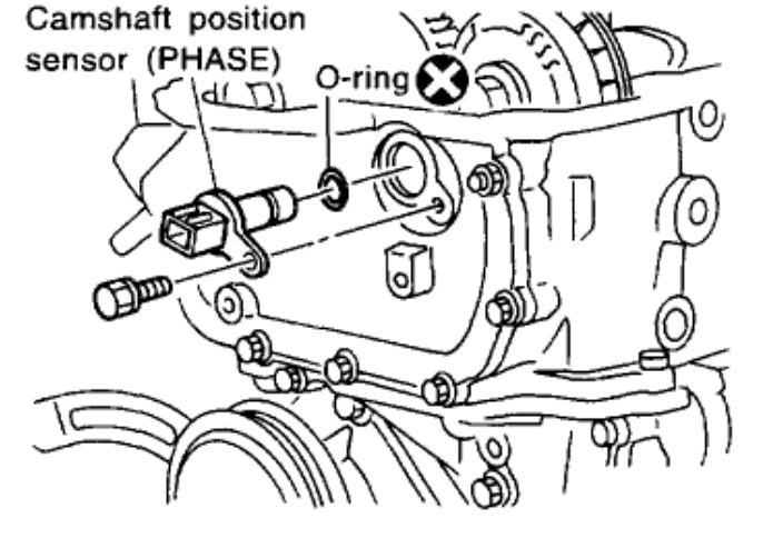 Camshaft Position Sensor Replacement Youtube