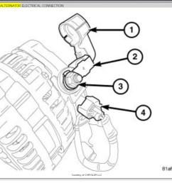 alternator replacement on my dodge journey how do i change my rh 2carpros com car alternator diagram 1981 dodge truck charging system [ 984 x 900 Pixel ]