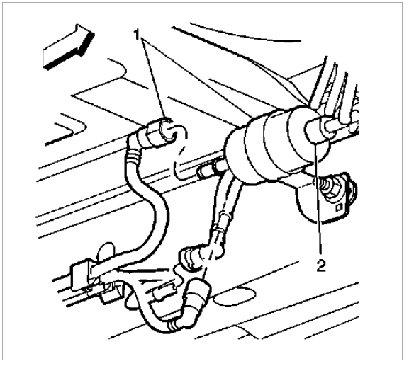 2005 buick terraza engine diagram