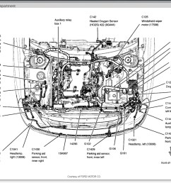 2006 ford five hundred fuse box diagram [ 1131 x 893 Pixel ]