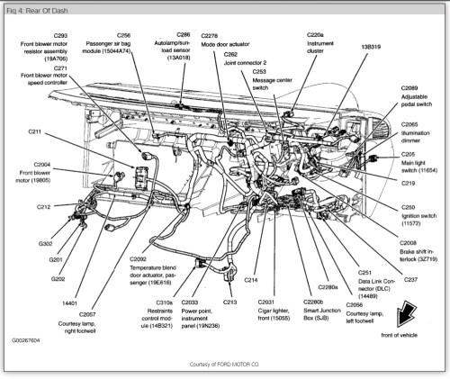 small resolution of 04 ford freestar blower motor wiring diagram wiring library 04 ford freestar blower motor wiring diagram