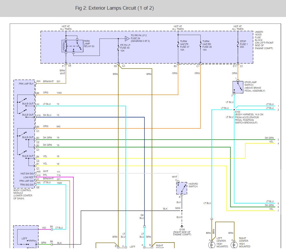 medium resolution of 2007 honda element fuse box diagram