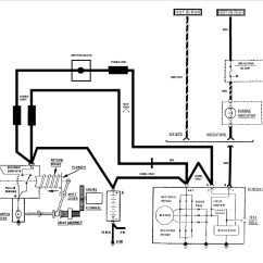 Starter Wiring Diagram Chevy Air Conditioning Thermostat Engine Will Not Turn Over I Have A K 10 Pickup With 305