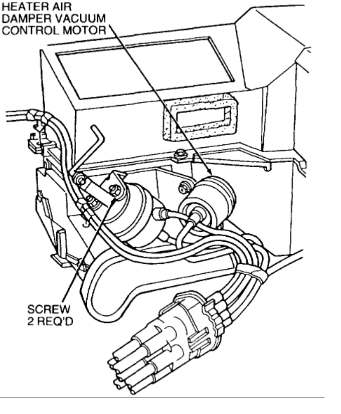 Heater Not Working?: Heater Problem Two Wheel Drive