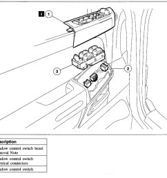 power windows not working electrical problem 2003 mercury mercury mountaineer window wiring diagram [ 1092 x 910 Pixel ]