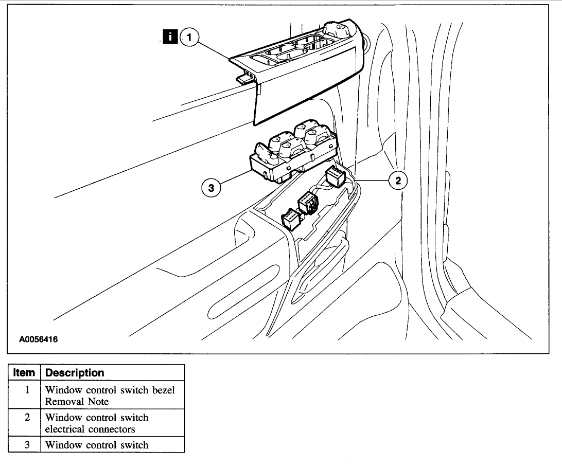 hight resolution of power windows not working electrical problem 2003 mercury mercury mountaineer window wiring diagram