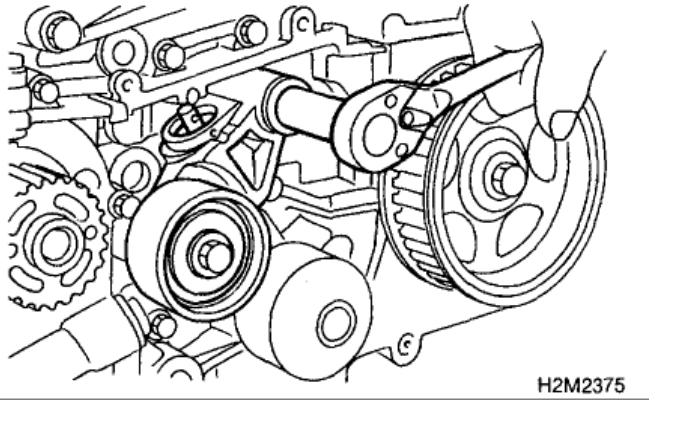 Engine Whining Noise: Noises Problem 2002 Subaru Outback 4