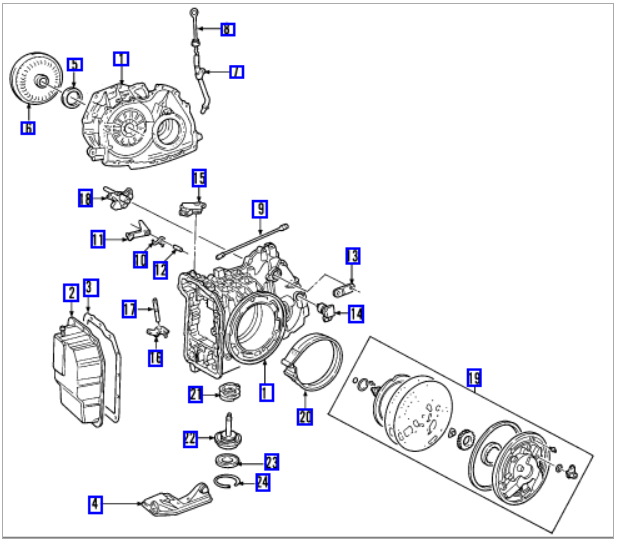 [DIAGRAM] 2003 Ford Escape Transmission Wiring Diagram