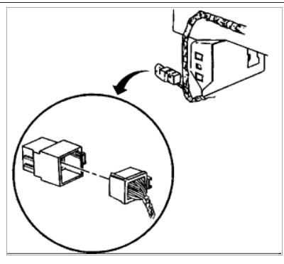 Turn/hazard Flasher Relay Location: Six Cylinder Two Wheel