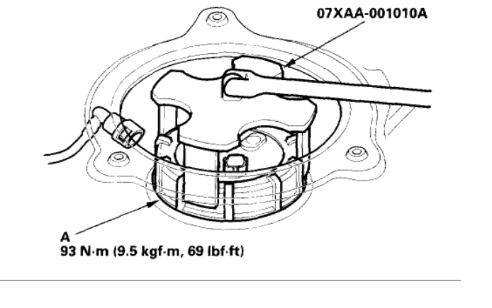 Fuel Filter Location: Location of the Fuel Filter on Honda