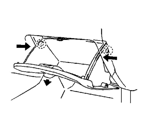 ECU Location: Computer Problem 4 Cyl Two Wheel Drive