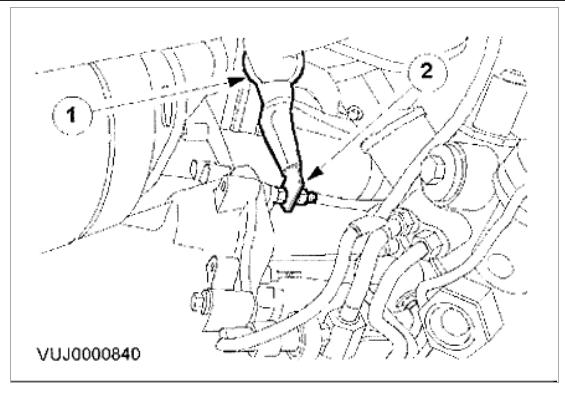 How to Change Starter Motor: Engine Mechanical Problem V8