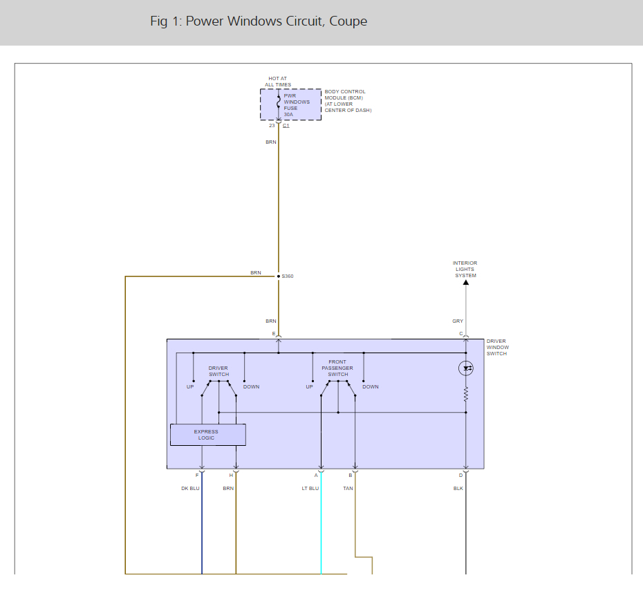 medium resolution of 2003 saturn ion power window wiring diagram