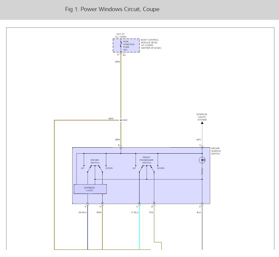 hight resolution of 2003 saturn ion power window wiring diagram