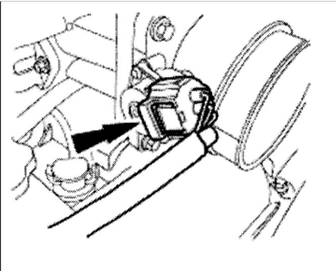 Egr Valve Location: Engine Mechanical Problem 4 Cyl Two