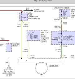 2002 mercury cougar wiring diagram grounds [ 1098 x 823 Pixel ]