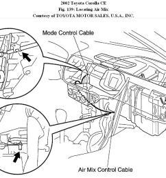 heater in toyota corolla does not work 1995 toyota corolla engine diagram heater [ 1014 x 789 Pixel ]