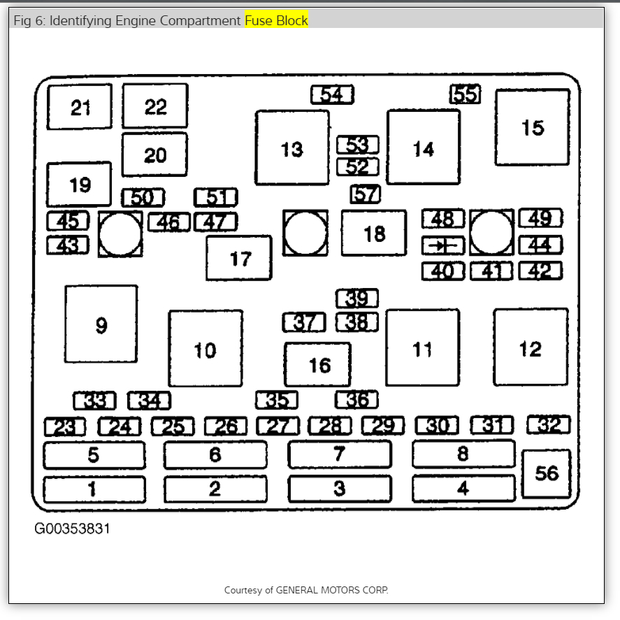 hight resolution of 2003 impala cooling fans wiring diagram