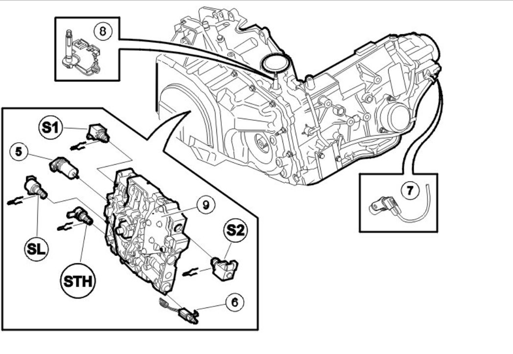 04 Volvo Xc90 Motor Diagram