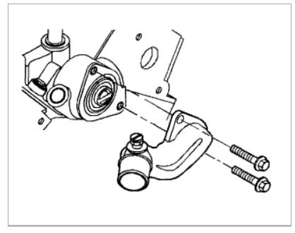 Pontiac Thermostat: Replace Thermostat 2002 Pontiac Grand