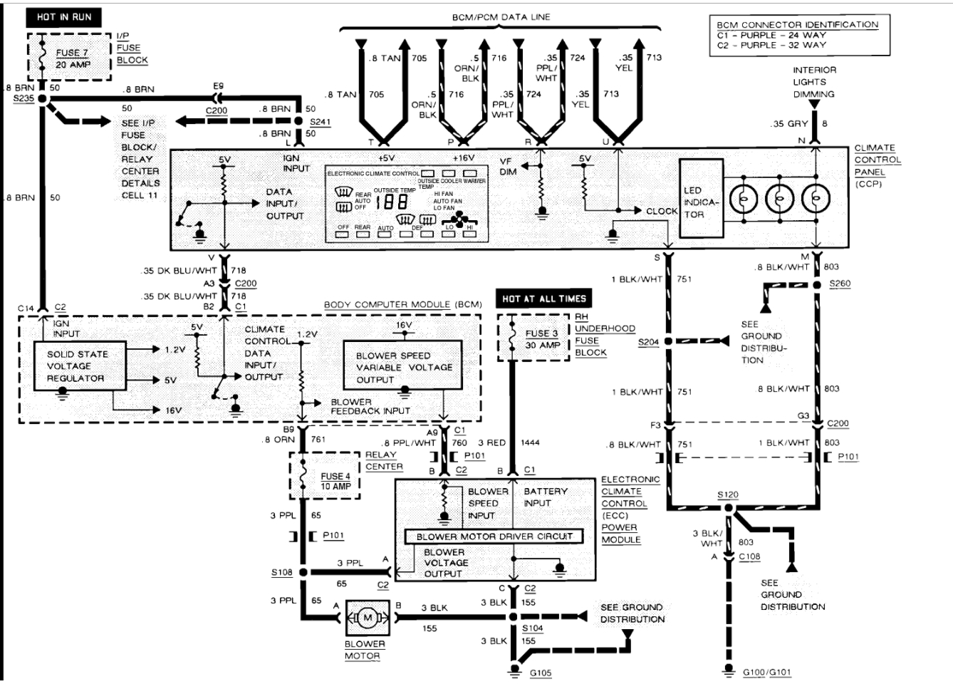 hight resolution of 1988 cadillac blower motor wiring diagram wiring diagram expertblower not working where is the fan blower