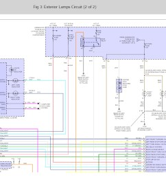 taillight issue my right lamp is out but my brake light still cadillac srx tail light wiring diagram [ 953 x 857 Pixel ]